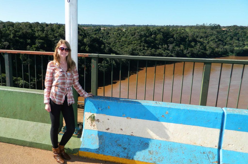 Dicas de Foz do Iguaçu - Fronteira Brasil/Argentina