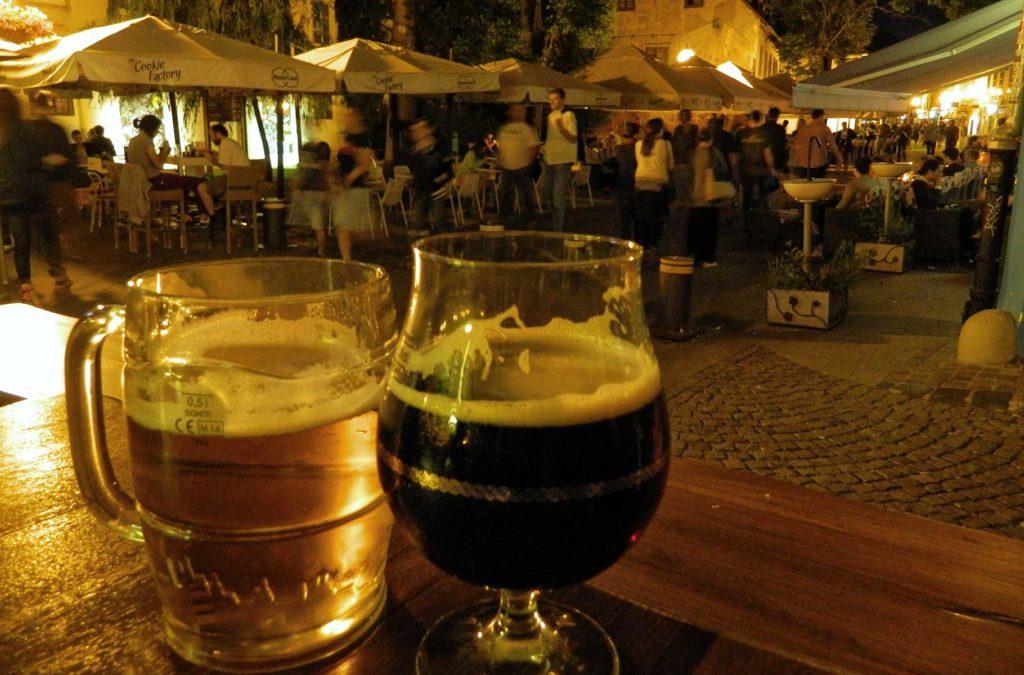 O que fazer na Croácia - Rua Tkalciceva (Zagreb)