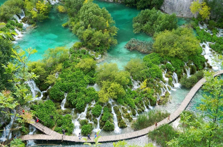 Guia de Viagem Croácia - Como visitar o Plitvice