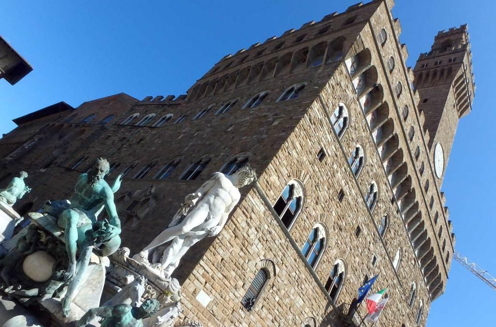 Roteiro na Toscana - Palazzo Vecchio