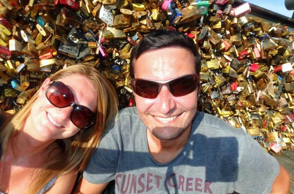 Como tirar selfie em viagens - Use a luz a seu favor
