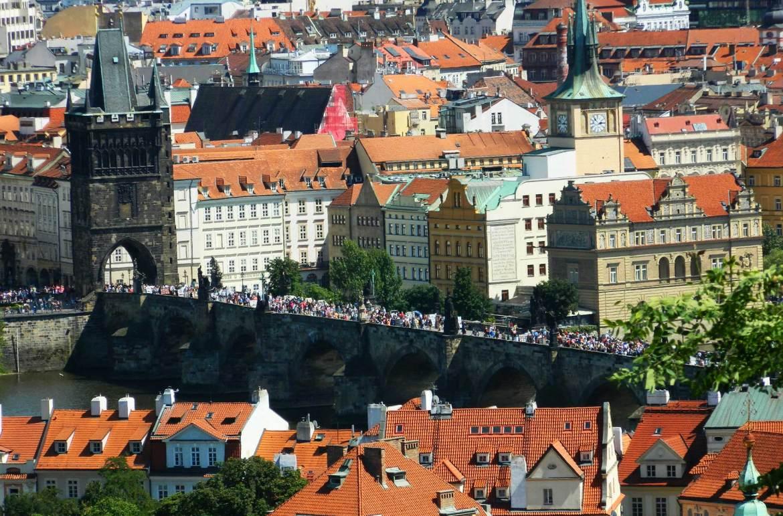 O que fazer em Praga - Ponte Carlos