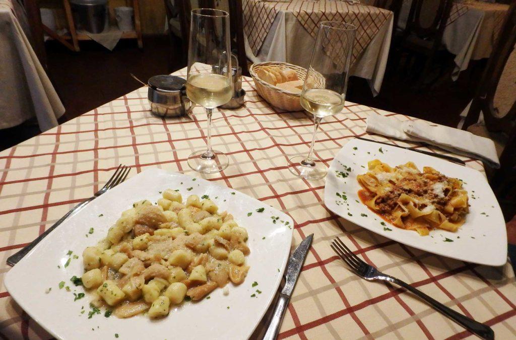 Quanto custa viajar para Itália - Alimentação