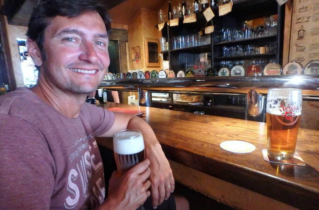 Dicas de Praga - Cerveja muito barata