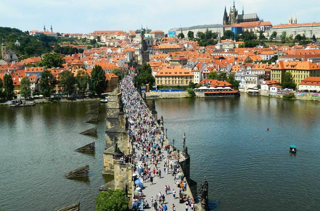 Dicas de Praga - Tente evitar as multidões