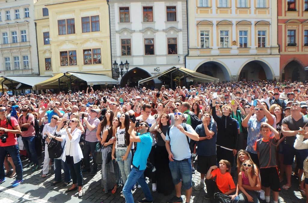 Dicas de Praga - Atração mais decepcionante do mundo