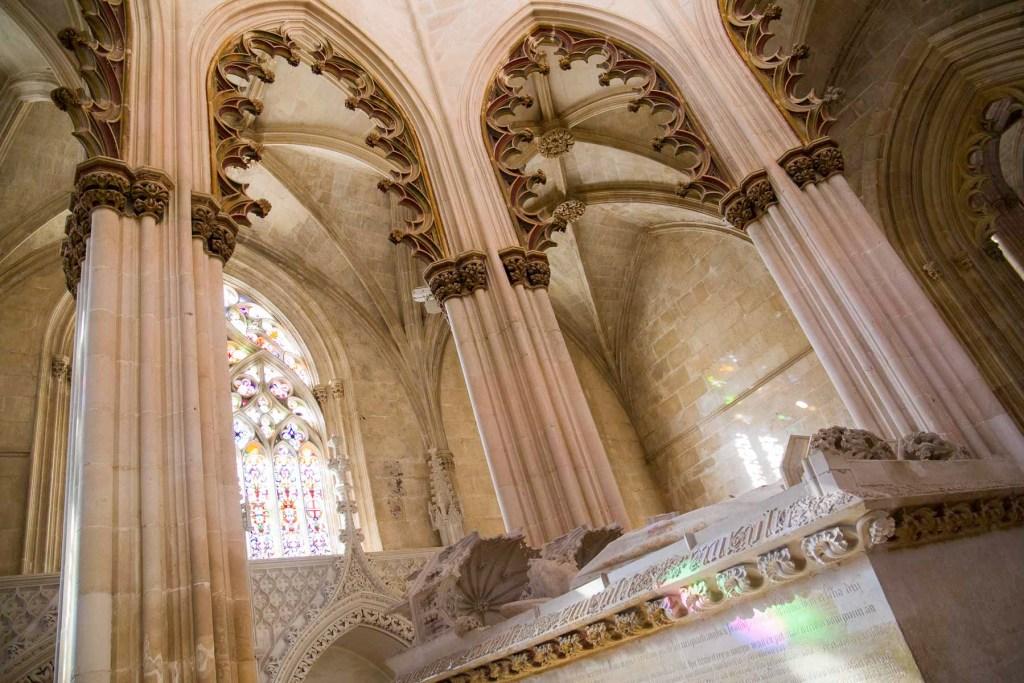 Capela do Fundador, no Mosteiro da Batalha (Portugal)