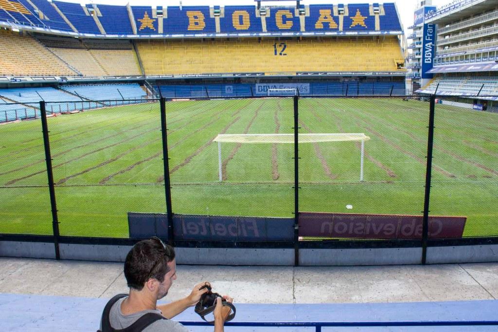 Roteiro em Buenos Aires - La Bombonera