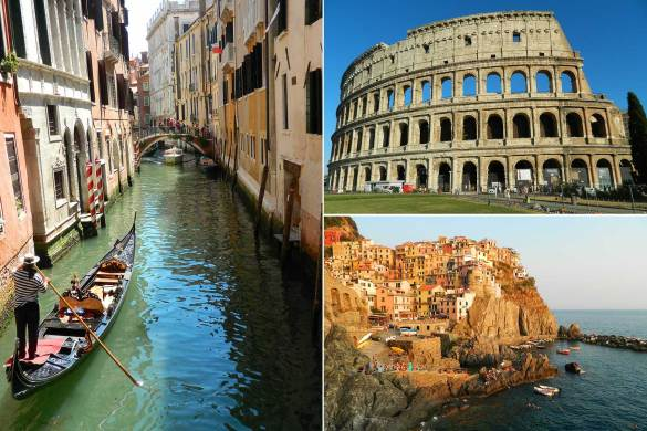 Guia de Viagem Itália: Tudo que você precisa saber