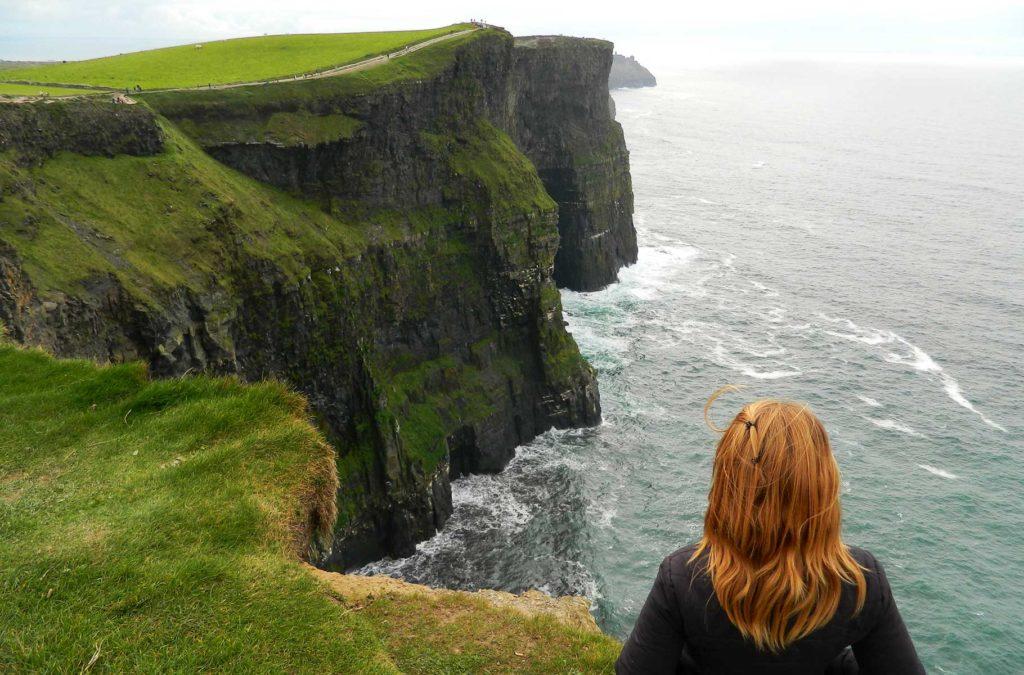 Lugares mais incríveis do mundo - Cliffs of Moher (Irlanda)