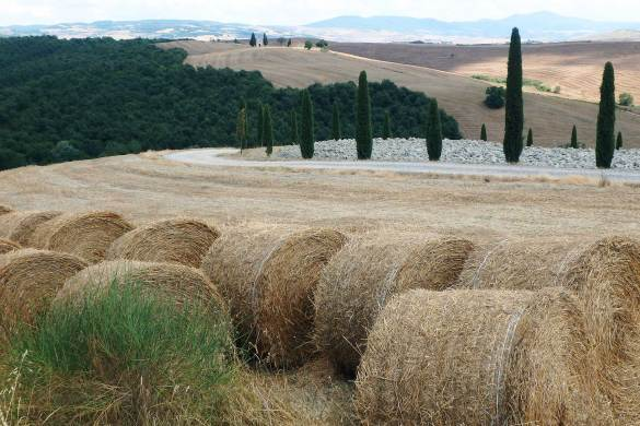 Lugares mais incríveis da Europa - Toscana