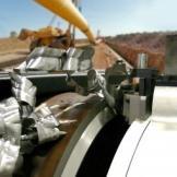 Terminator MILLHOG. - Performing compound bevel, 37-1/2° by 10°