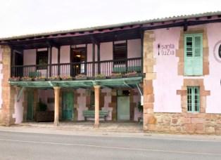Restaurante Santa Luzía (Cos - Mazcuerras)