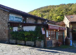 Restaurante La Jontana (Bárcena Mayor)