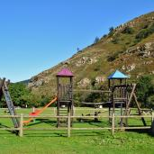 Area recreativa de Llano Castrillo