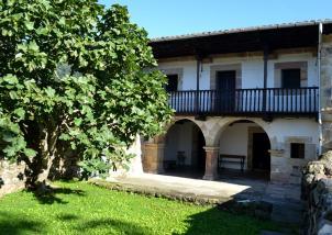 Casa de María Blanchard (s. XVIII), Ucieda