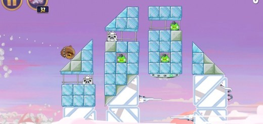 Angry Birds Star Wars Cloud City 2