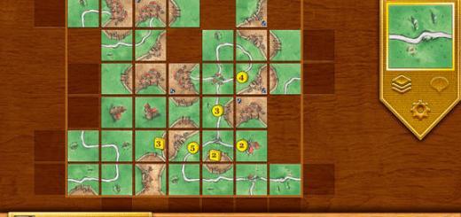 Carcassonne iOS