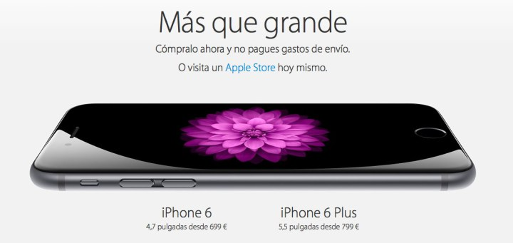 Comprar iPhone 6