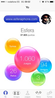Game Center iOs 7 1