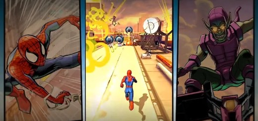 Spiderman Unlimited iOS