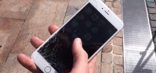 iPhone 6 roto