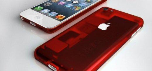 iPhone de plastico colores 2