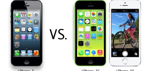 iphone 5 vs