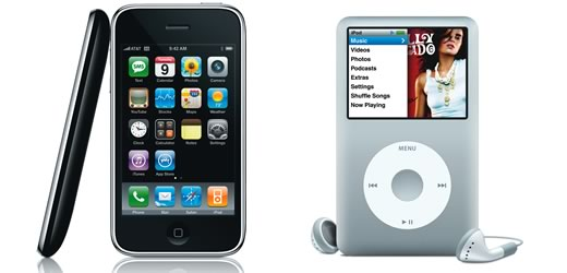 ipod iphone3g