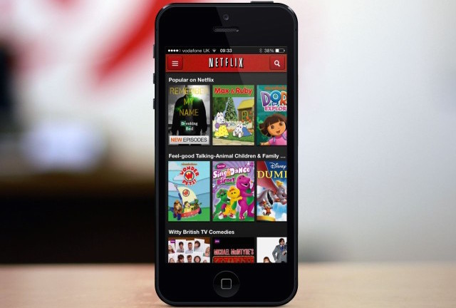 netflix iphone 6 plus