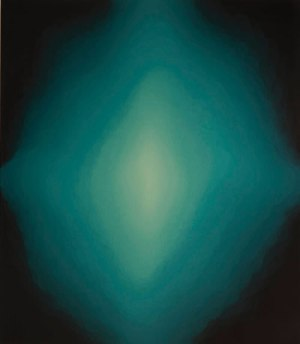 アントニオ・メソネス 無題(2011) カンバスにアクリル 150 x 130 cm