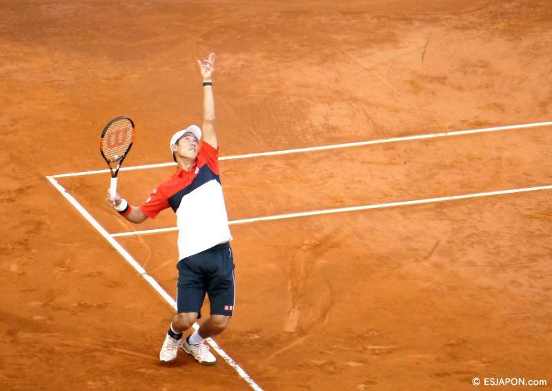 May2015_MadridOpen_KeiNishikori_1