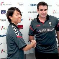 <!--:es-->Tanaka Hitomi, el nuevo fichaje del Albacete Femenino, la novena japonesa en la liga española femenina de esta temporada<!--:--><!--:ja-->スペイン女子サッカー1部リーグに9人目の日本人となる田中ひとみ選手加入<!--:-->
