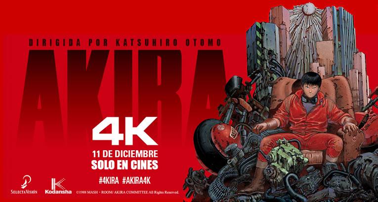 "AKIRA (Movie) Based on the graphic novel ""AKIRA"" by Katsuhiro Otomo. First published by ""Young Magazine"", Kodansha Ltd. ©︎ 1988 MASH・ROOM / AKIRA COMMITTEE All Rights Reserved."