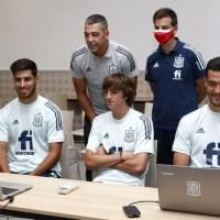 <!--:es-->La selección española de fútbol U24 enlaza con los estudiantes del Colegio Japonés de Madrid antes de partir para los juegos Olímpicos<!--:--><!--:ja-->オリンピックに向けサッカーU-24スペイン代表がマドリッド日本人学校と交流<!--:-->