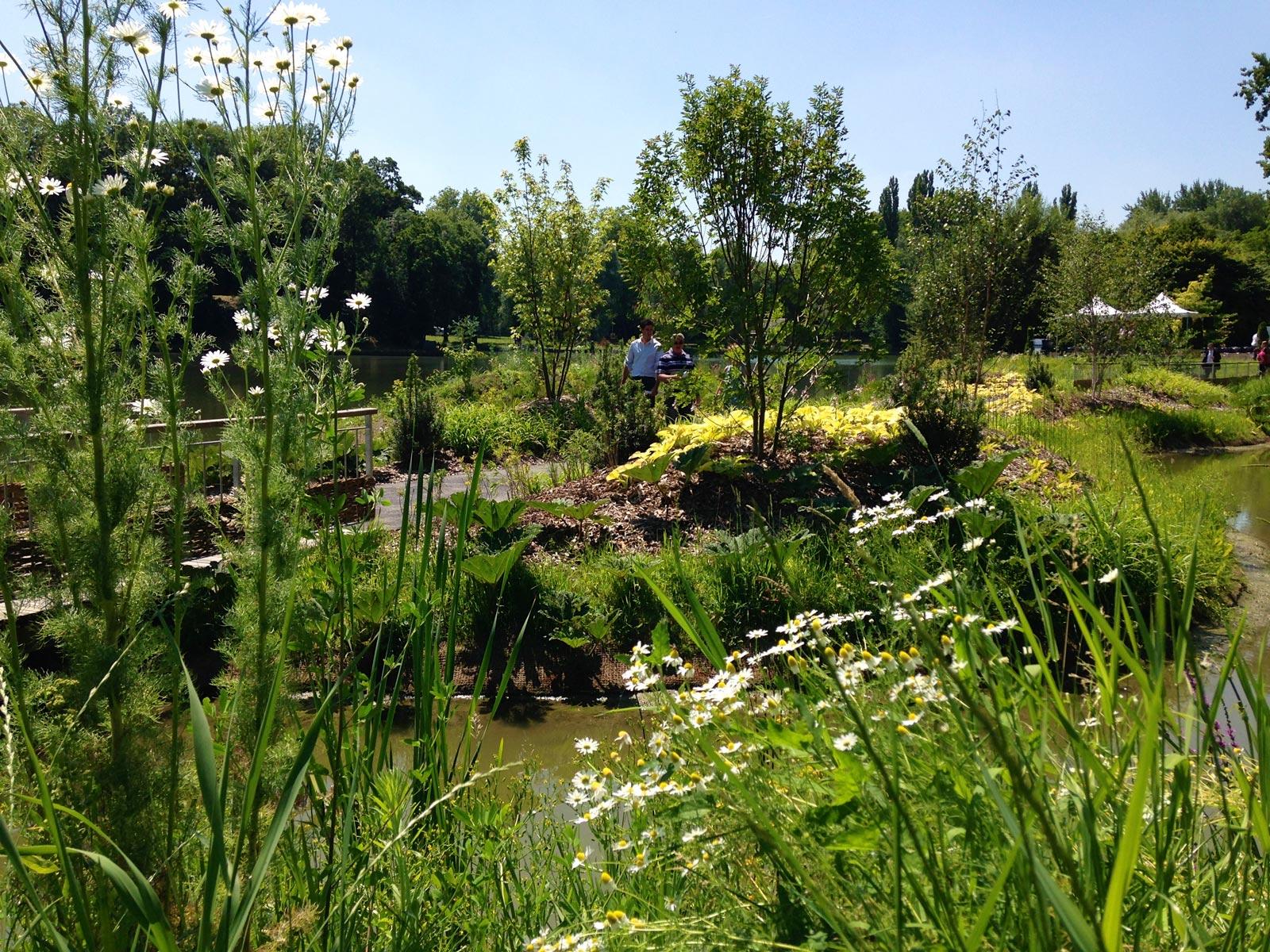 Eskis Paysagistes Jardin Du Sixi Me Continent