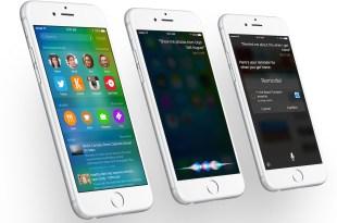 iOS 9 iPhones