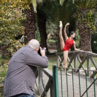 'Ballet in the Streets of Portugal': o palco é a rua