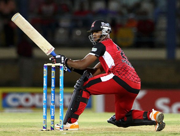 Jamaica Tallawahs vs Trinidad and Tobago Red Steel - 18th Match Highlights - 9th July 2015