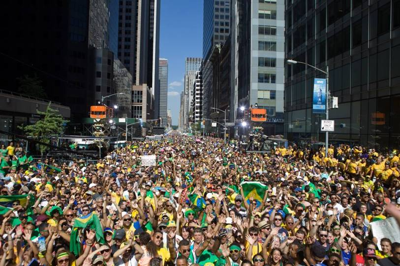 Brazilian Day - New York, NY