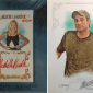 ESPN personalities featured in Topps 10th Anniversary Allen & Ginter trading card set