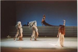 """Near The Terrace"", Ph.C. Bruce E. Feeley Shen Wei Dance Arts Near the Terrace, Part I Ph. C. Bruce E. Feeley"