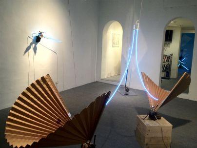 Materia di Luce di Filippo Centenari alla galleria SPAZIO TESTONI di Bologna