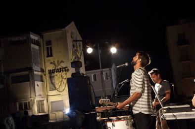Infart 6, 2012, Music Festival
