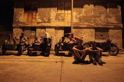 """Desiderio, road movie, """"Ahora si llego"""""""