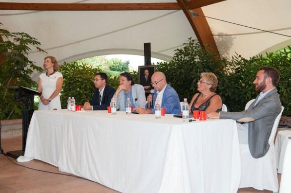 Premio Nocivelli 2013, la giuria. Parco Nocivelli - Anfiteatro