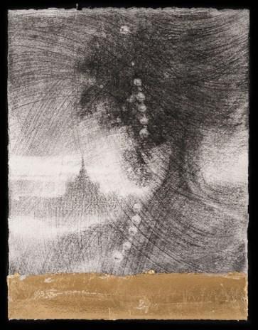 Omar Galliani, Nuovi Mantra per Mosca, in mostra alla K35 Art Gallery, Mosca, 5 dicembre 2013 – 26 gennaio 2014