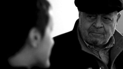Franco Mazzuchelli, ritratto, foto di Simone Savina