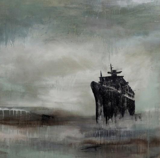 Alessandro Spadari, Passaggi.paesaggi, 2013, cm 140x140