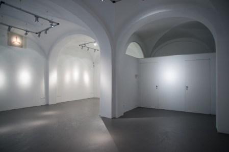 Passaggi Arte Contemporanea, Interno della galleria Ph. Dania Gennai